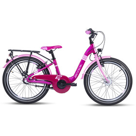 s'cool chiX alloy 20 3-S Kids pink/pink